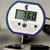 ARM760AD Low pressure digital gauge low voltage powered.