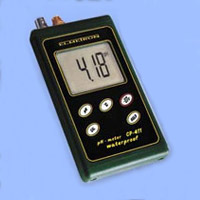 CP-411 Waterproof pH meter
