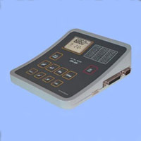 Laboratory pH ION meter with printer