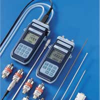 Digital manometer Data Logger.