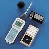 HD2010 Precision Sound Level Meter.