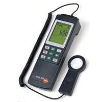 Light Level Meter. Lux Meter Testo 545