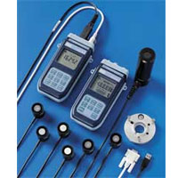 Luminance meter data logger. HD2102.2