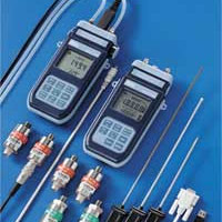 Manometer Thermometer HD2114