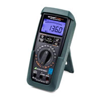 Multimeter, Insulation tester for Cable Networks