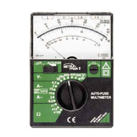 METRAmax 3 Analog Multimeter