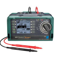 Metriso  G Insulation resistance tester.