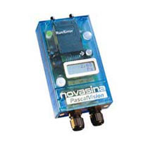 PascalVision 20 Differential Pressure Monitor.