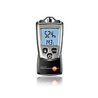 Portable humidity meter 610
