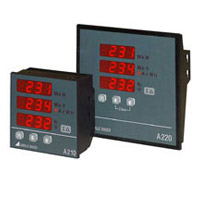 Power current voltage monitor