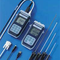 Pt100 Digital Thermometer.