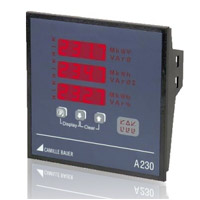 Sineax A230 multifunction panel meter