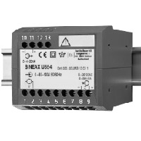 U554 true rms ac voltage transducer.