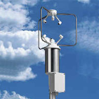 Ultrasonic Weather Station