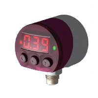 Vacuum Pressure Indicatror with switch.